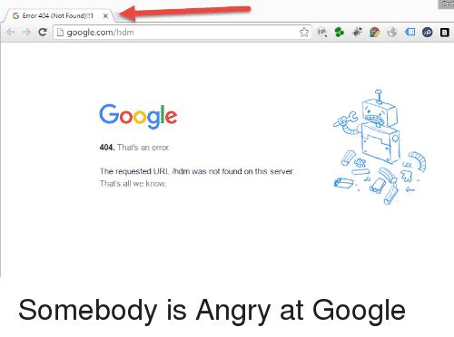 Nhập sai URL gây nên lỗi 404 not found wordpress