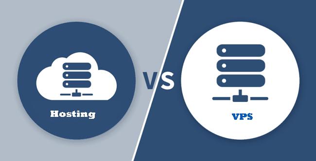 Hosting và VPS khác nhau thế nào?