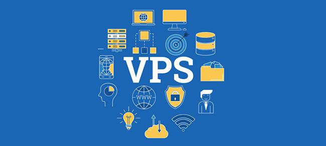VPS là máy chủ ảo hoạt động dựa trên phương pháp phân chia một server vật lý