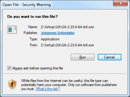 Cài đặt Git bash trên Windows 2