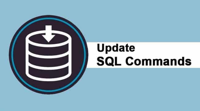 Câu lệnh UPDATE trong MySQL