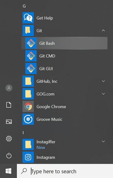 Git bash có khả năng chạy trên các hệ điều hành như Windows, Linux, Mac OSX,…
