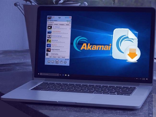 Akamai netsession interface là phần mềm hoàn toàn miễn phí