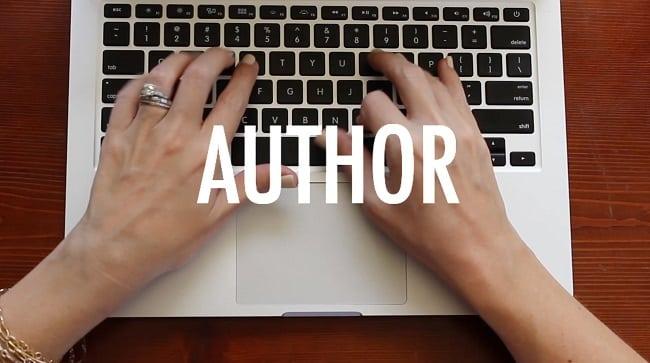 Author là quyền quản lý và xuất bản bài post của người dùng