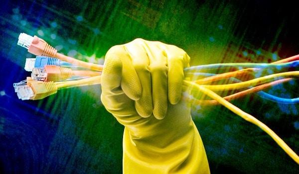 Bóp băng thông là việc làm giảm tốc độ đường truyền interne