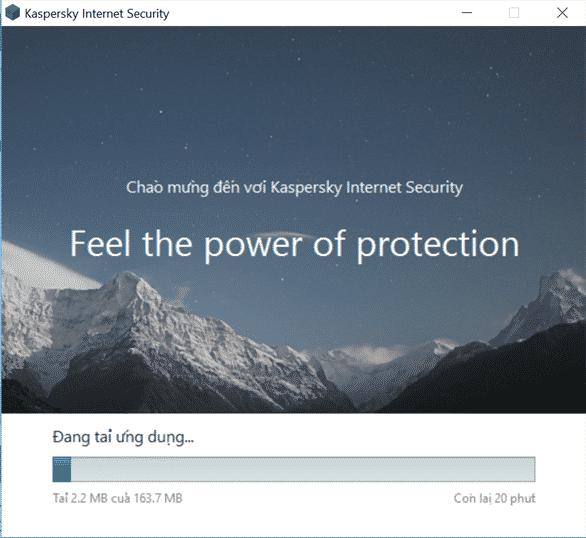 cách cài đặt phần mềm diệt virus kaspersky 2