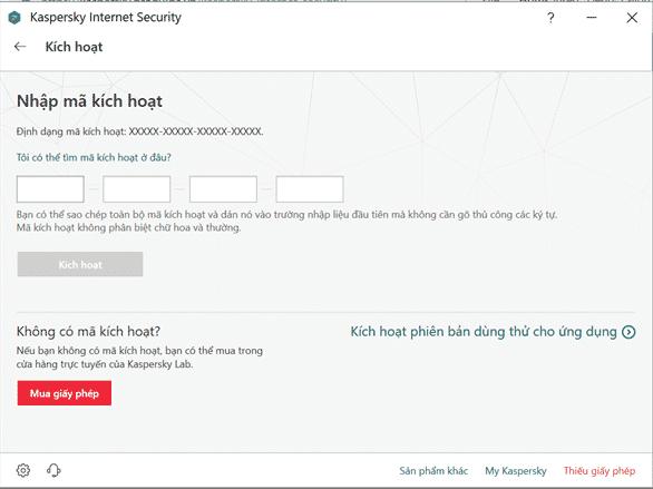 cách cài đặt phần mềm diệt virus kaspersky 6