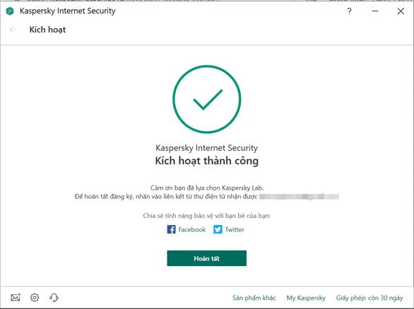 cách cài đặt phần mềm diệt virus kaspersky 9