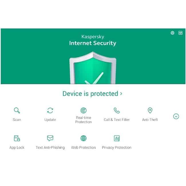 Cách sử dụng phần mềm diệt virus Kaspersky