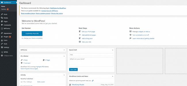 Cách xoá Theme trong WordPress