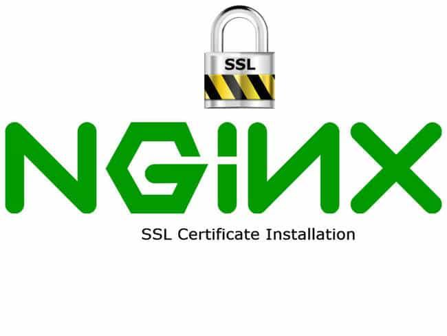 Cài đặt SSL Nginx