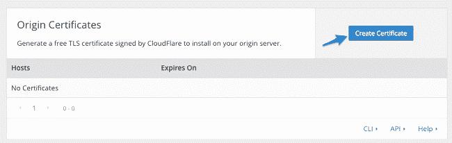 Cài SSL CloudFlare