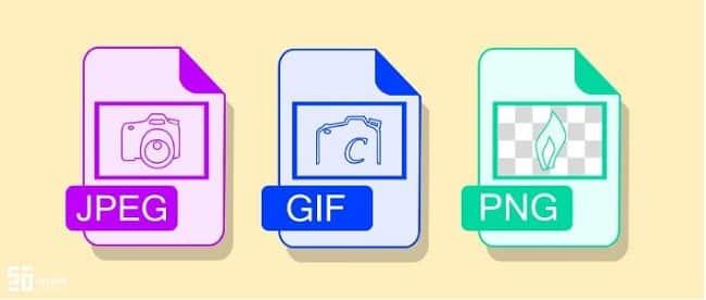Chọn đúng định dạng để cách tối ưu ảnh trên website
