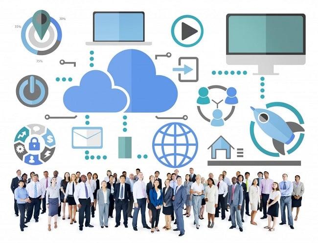 Community Cloud là dịch vụ mà doanh nghiệp cung cấp cho cộng đồng