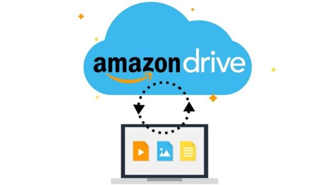 Dịch vụ lưu trữ đám mây miễn phí Amazon Drive
