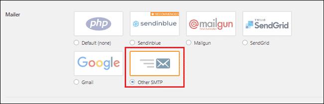 Hướng cấu hình SMTP Gmail 6