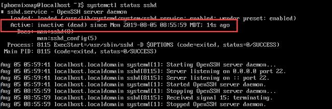 Hướng dẫn sử dụng SSH trên CentOS 2