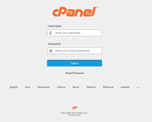 Các bước tạo Subdomain trong hosting cPanel