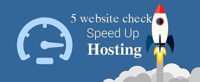 5 công cụ kiểm tra tốc độ hosting