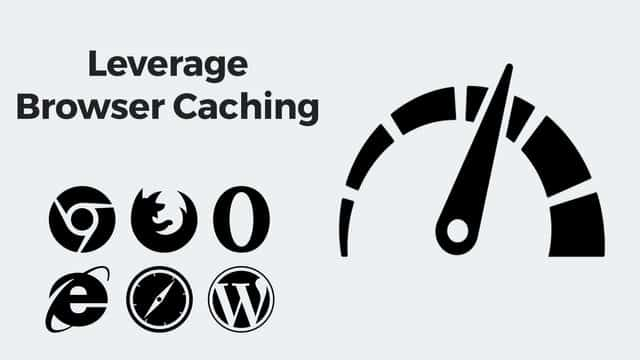 Lỗi Leverage browser caching
