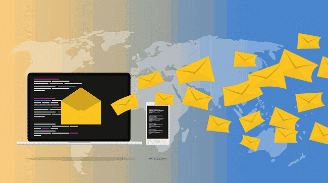 Mailchimp được dùng phổ biến trong E-Commerce và Email Marketing