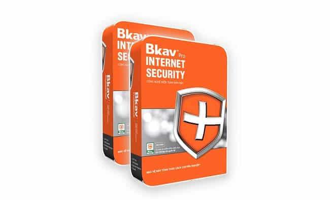 Phần mềm diệt virus cho máy chủ BKAV Pro