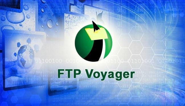 Phần mềm FTP miễn phí Voyager