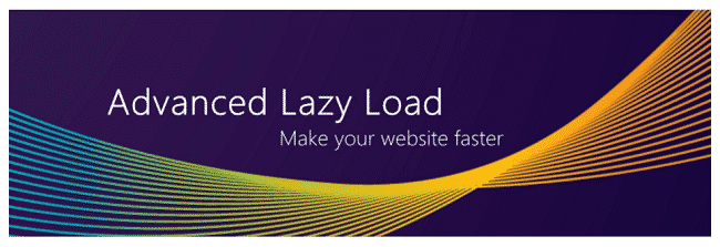 Plugin tăng tốc cho wordpress với Advanced Lazy Load