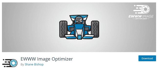 Plugin tăng tốc cho wordpress vớiPlugin tăng tốc cho wordpress EWWW Image Optimizer