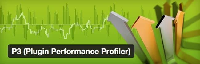 Plugin tăng tốc cho wordpress với P3 Plugin Performance Profiler
