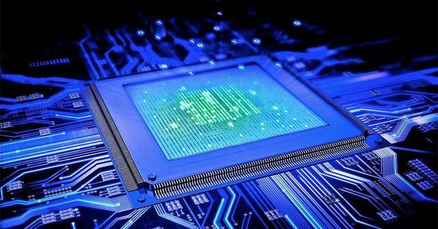 Quá trình làm việc của CPU gồm tìm nạp, giải mã và thực thi lệnh