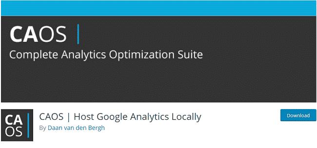 Sửa lỗi Leverage browser caching bằng cách tải và lưu tập tin JS Google Analytics