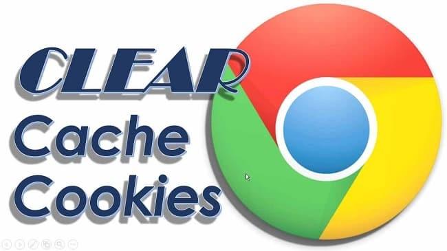 Sửa lỗi ssl_error_bad_cert_domain bằng cách xóa lịch sử trình duyệt, Cookie và bộ nhớ Cache