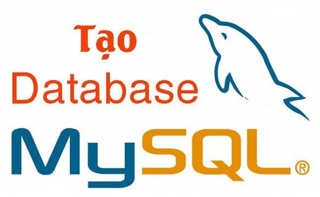 Hướng dẫn tạo Database trong MySQL