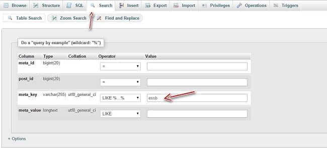 Tìm và xóa các giá trị database không sử dụng 2