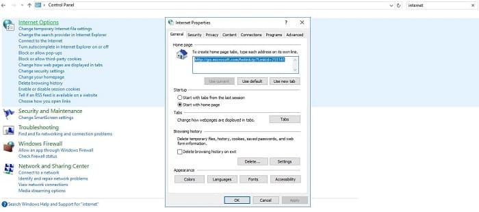 "Vô hiệu hoá lựa chọn ""Warn about certificate address mismatch"""
