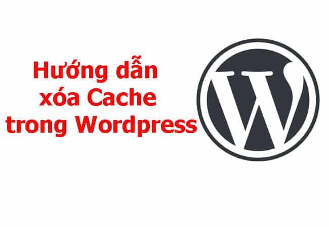 Xóa Cache WordPress như thế nào?