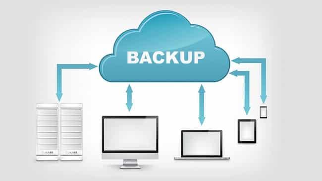 Backup là gì?