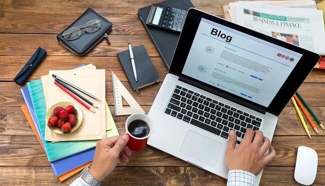 Blog thể hiện quan điểm, ý kiến của cá nhân hoặc nhóm người viết