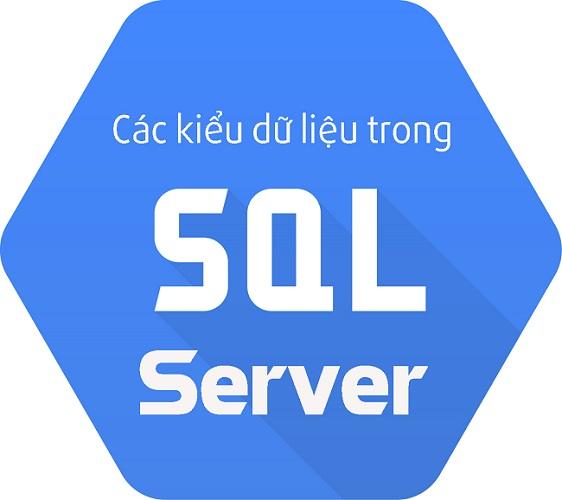 Các kiểu dữ liệu trong SQL