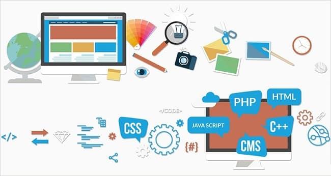 Các bước xây dựng website