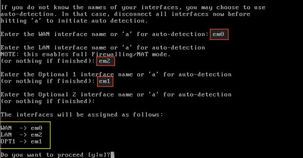 Cài đặt Failover trên nền tảng pfSense 1