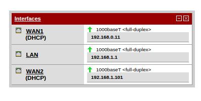 Cài đặt Failover trên nền tảng pfSense 8