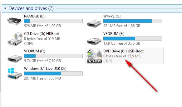 Cách cài Ubuntu không sử dụng USB