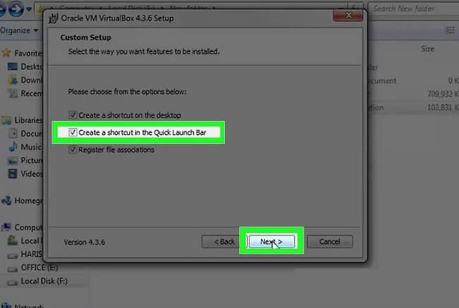 ướng dẫn cài Ubuntu trên máy ảo Virtualbox 1