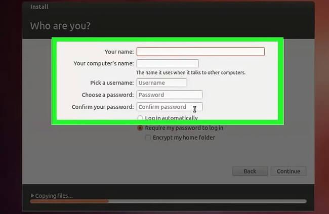 ướng dẫn cài Ubuntu trên máy ảo Virtualbox 5