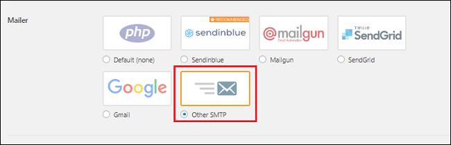 Cấu hình SMTP Gmail 6