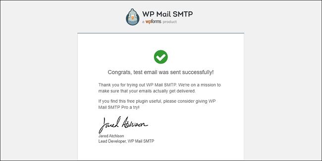 Cấu hình SMTP Gmail 9