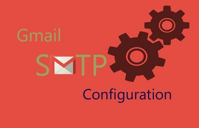 Cách cấu hình SMTP Gmail Free