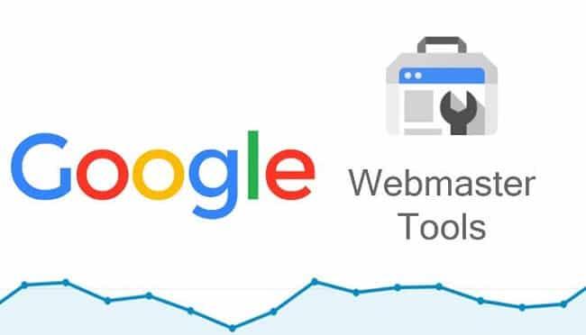 Công cụ đánh giá website miễn phí Google Webmaster Tools